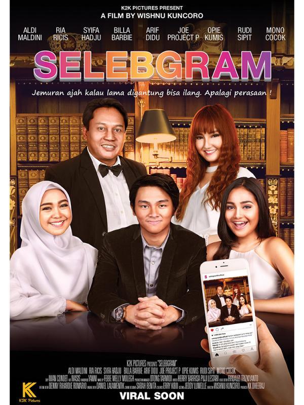 Poster Film Selebgram (K2K Pictures)