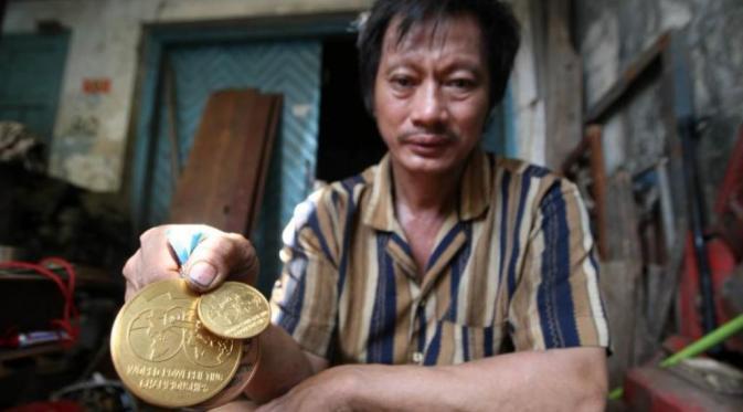 Atlet Indonesia yang Hidup Pas-pasan, Ada yang Jadi Pengamen. (Foto: Kompasiana.com)