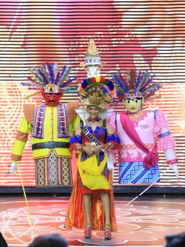 Dita Fakhrana Utami. (Adrian Putra/Bintang.com)
