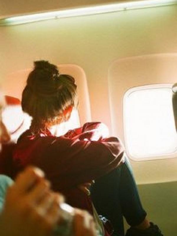 Kamu yang suka ketinggalan pesawat, ada solusi baru lho. (via. Pinterest)