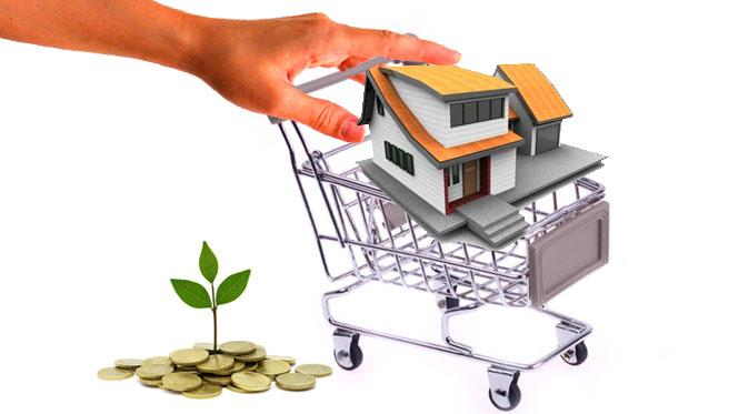 Ilustrasi Investasi Properti (Liputan6.com/Andri Wiranuari)