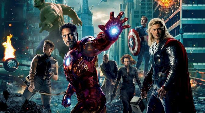 Film-film superhero seperti Iron Man dan The Avengers garapan Marvel Studios bakal dijadikan sebuah kursus oleh Universitas Baltimore.