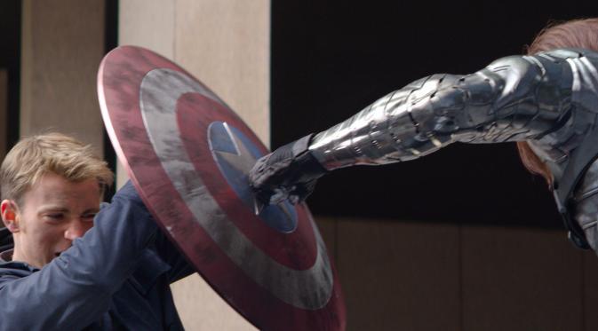 Sempat beredar rumor bahwa Captain America: Civil War bakal memiliki judul Serpent Society.
