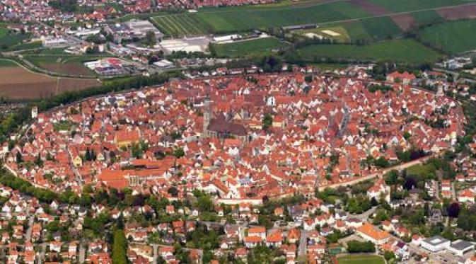 Kota Sureal di Dunia (4)