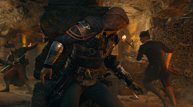 Game Assassin's Creed Unity