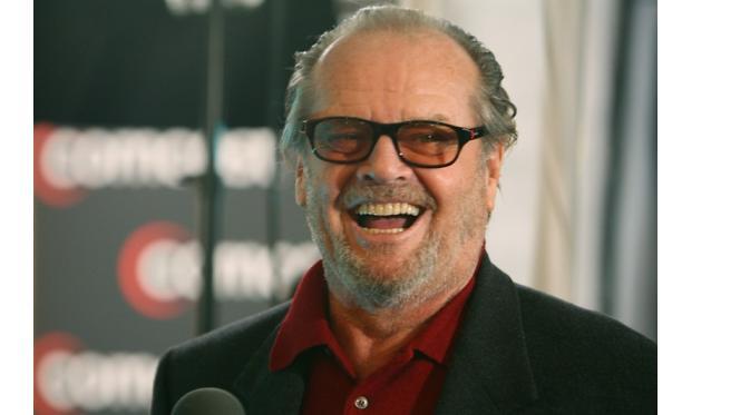 Jack Nicholson 12 kali masuk nominasi dan tiga kali menang Oscar