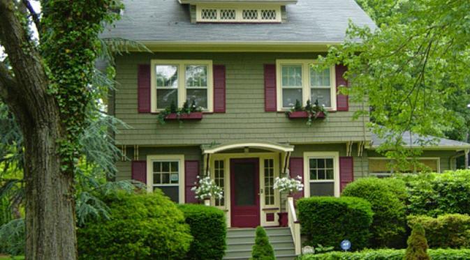 5 Pilihan Warna Yang Bikin Rumah Terlihat Mewah Lifestyle Liputan6 Com