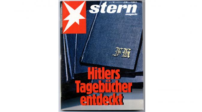 Buku harian palsu Hitler