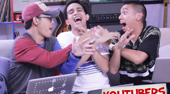 Film 'Youtubers'. Foto: Starvision
