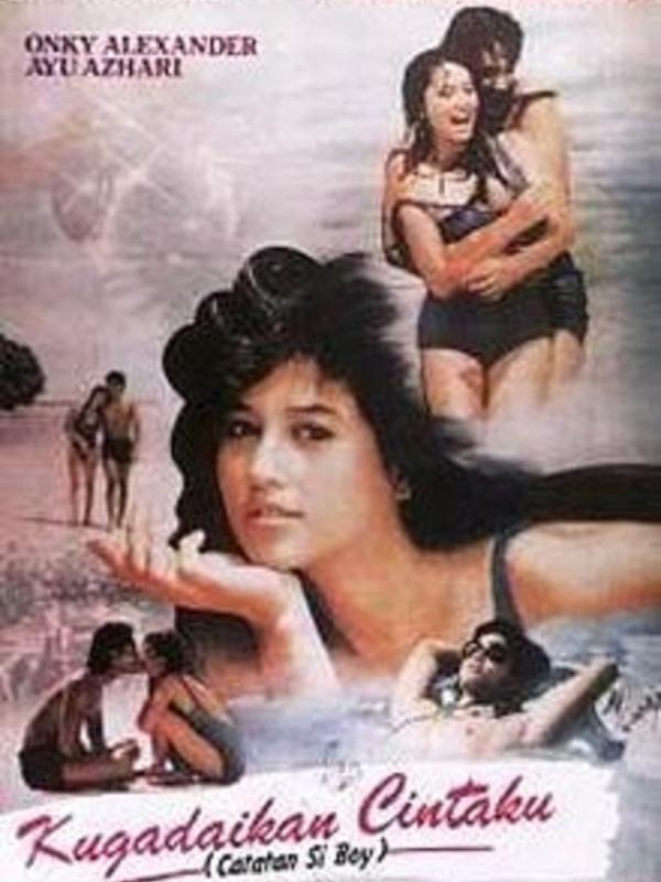 Film terbanyak dibuatkan sekuel, Catatan Si Boy. Foto: Wikipedia
