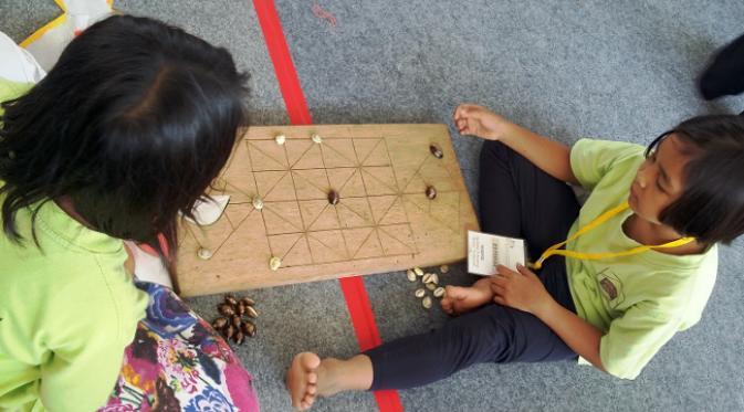 Workshop Permainan Tradisional Oleh Museum Nasional Lifestyle Liputan6 Com