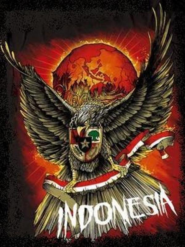 Garuda Pancasila Perkasa di Tangan Seniman Indonesia - Lifestyle