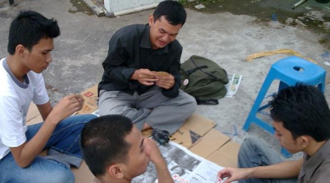 Main Gaple | via: topseykreetz.blogspot.com