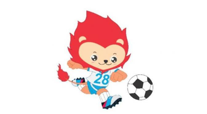 Maskot SEA Games 2015 | via: liputan6.com