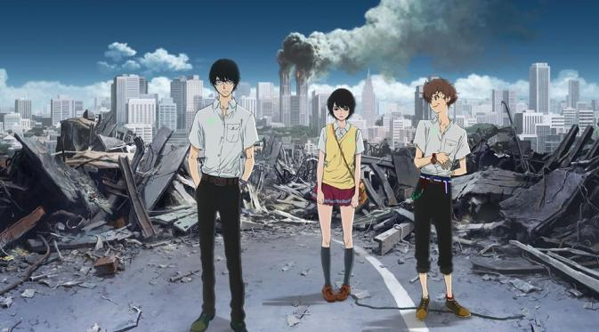 Anime Terror in Resonance