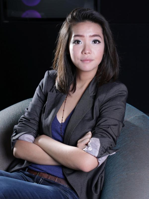 Stephanie Yoe (Febio Hernanto/bintang.com)