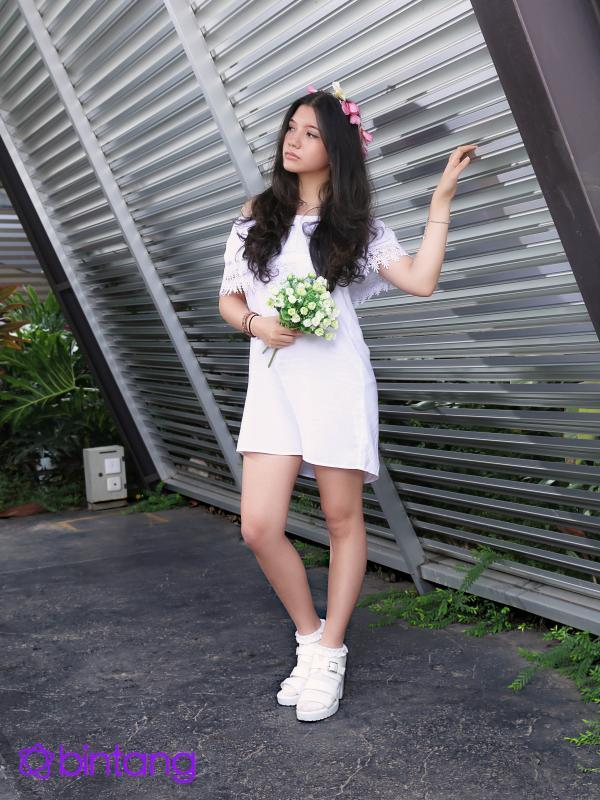 Cassandra Lee. (Lokasi: The Breeze BSD City, Galih W. Satria/Bintang.com)