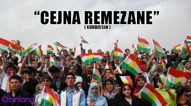 Kurdistan | Dok. Bintang.com/Iqbal Nurfajri