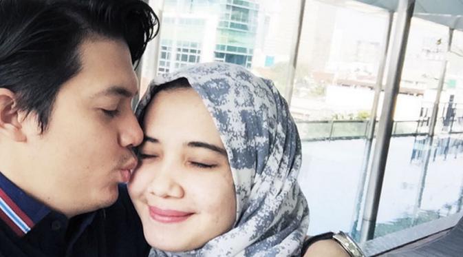 Irwansyah dan Zaskia Sungkar (Instagram)