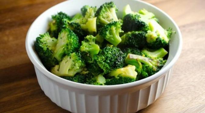 Brokoli. | via: espacio360.pe